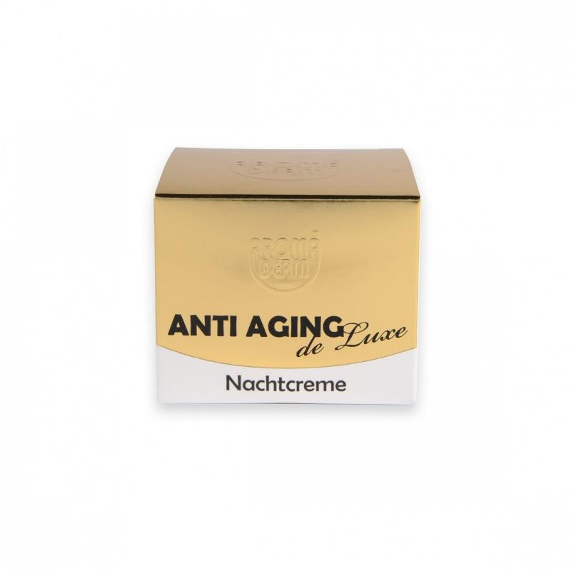 Anti Aging Deluxe Nachtcreme 50ml
