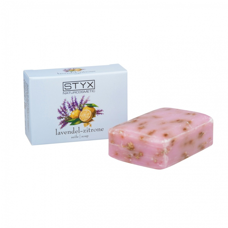 Lavendel Zitrone Seife 100g