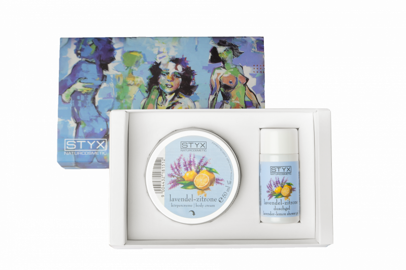 Kennenlernset Lavendel-Zitrone – Kunst der Körperpflege