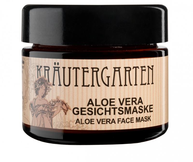 Aloe Vera Gesichtsmaske 50 ml