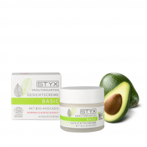 Kräutergarten Basic Gesichtscreme mit Bio-Avocado 50ml