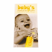 Folder Babys Natural Care