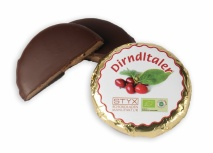 Dirndltaler Bio Schokolade 40g