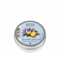 Lavendel Zitrone Körpercreme 50ml