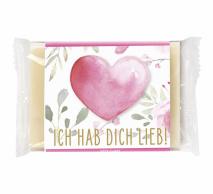 BIO Feinste Weisse Schokolade mit Lavendel 50g