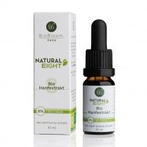 Bio CBD Hanfextrakt 8% NaturalFOUR 10ml