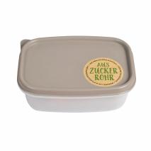 Kartoffel & Chin Min in der Zuckerrohrbox