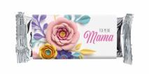 BIO-Milchschokolade mit Nougat-Ganache Für meine Mama
